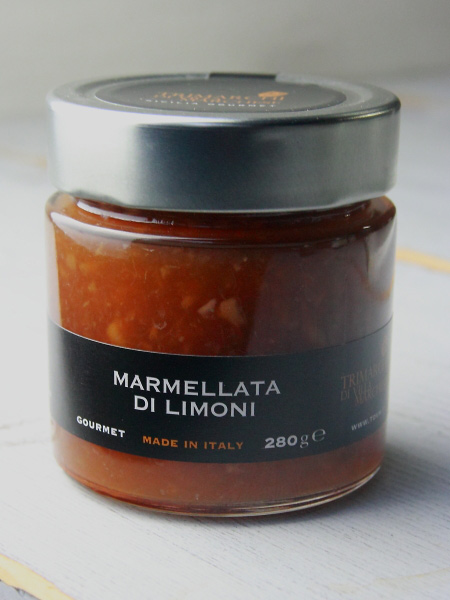 レモン・マーマーレード(トリマルキ社 イタリア)