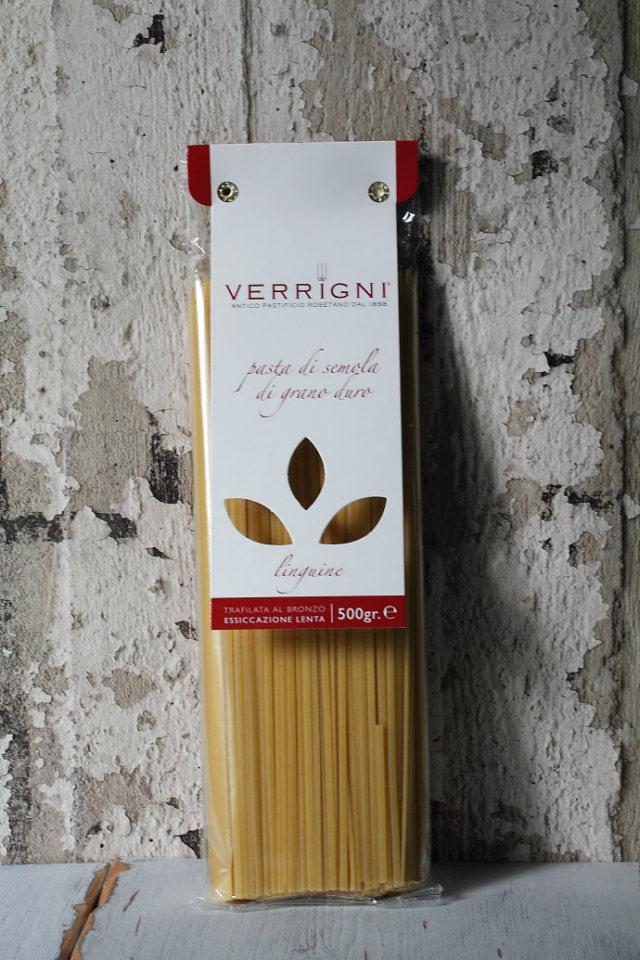 リングイネ ベリーニ (ヴェリーニ)社 イタリア産 (Italian Linguine by Verrigni) 商品