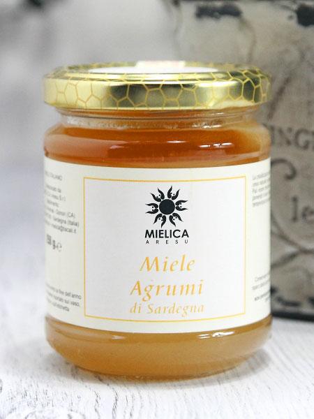 アレスマリアさんのハチミツ・オレンジ250g