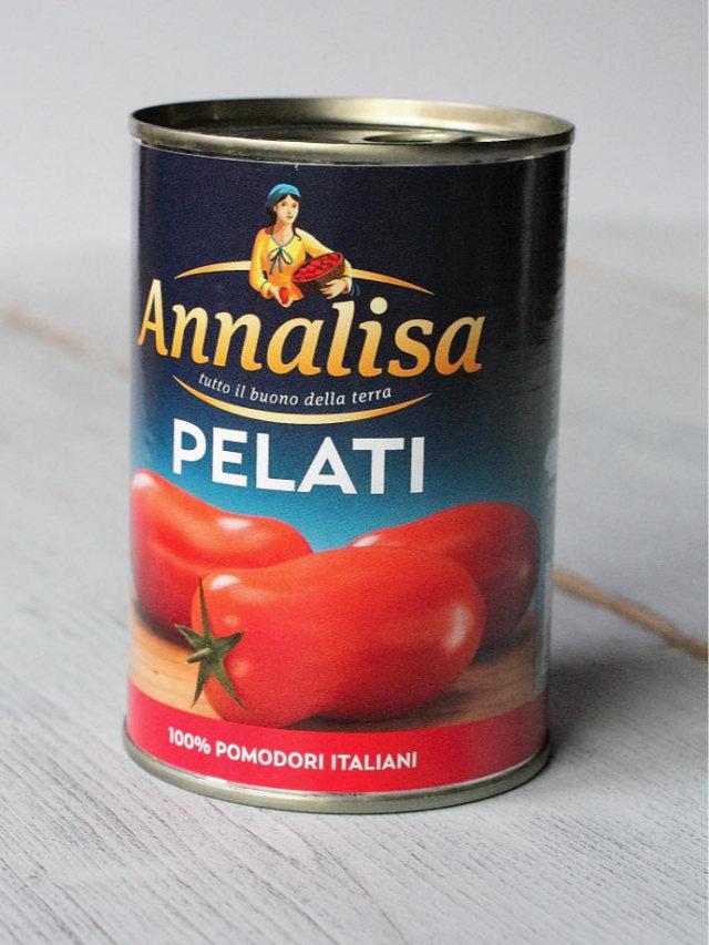 ホール・トマトソース アナリサ社 イタリア産 (Italian Whole tomato sauce by Annalisa) 商品