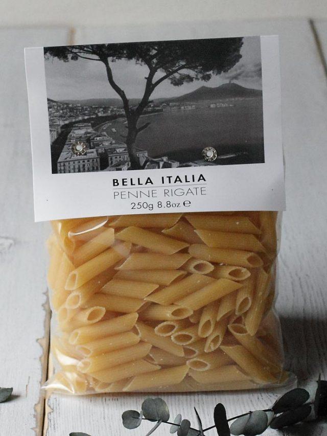 ペンネ・リガーテ Umbro社 (Penne Rigate by Umbro Italy) イタリア産 商品