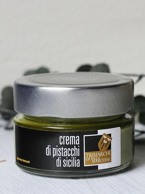 イタリア産ピスタチオ・クリーム
