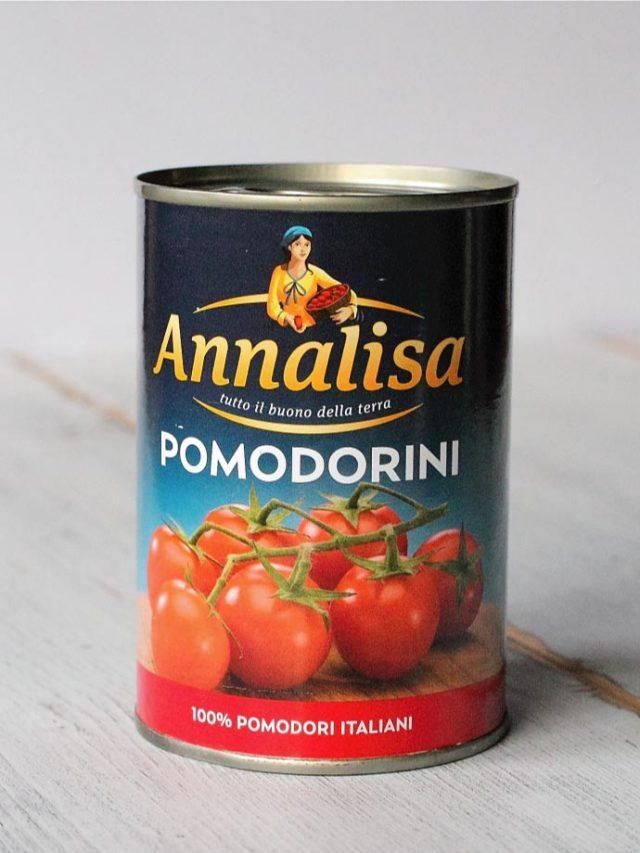 プチトマトソース アナリサ社 イタリア産 (Italian Cherry tomato sauce by Annalisa) 商品