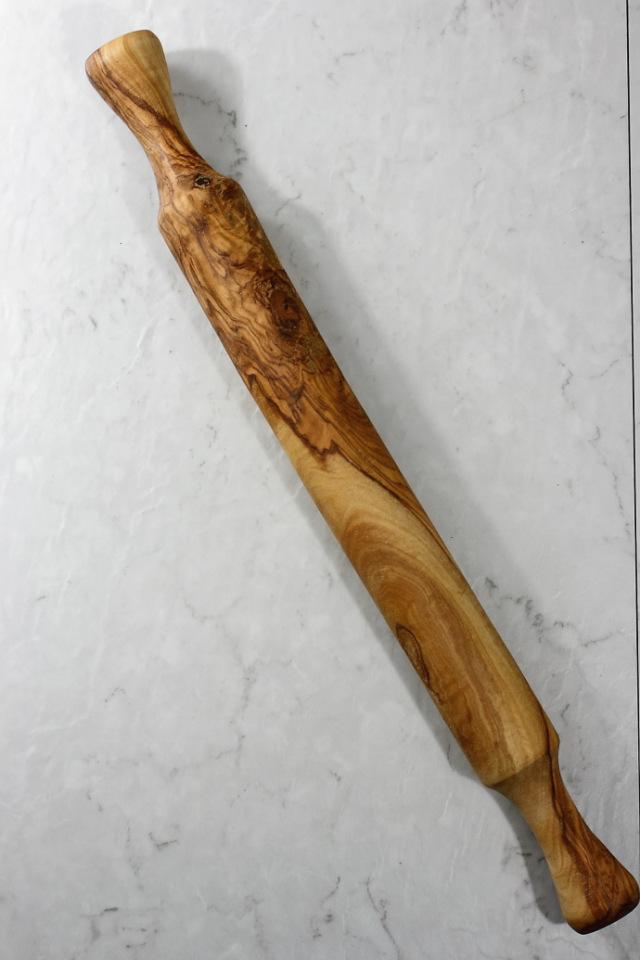 麺棒 アルテレニョ社 イタリア製 (Italian Rolling Pin made by Arte Legno Olive Wood) 商品