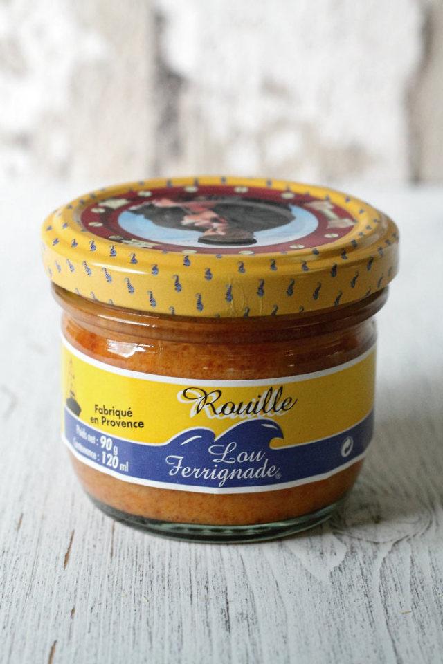 ルイユ・ソース フェリーノ社 フランス産 (French Rouille sauce by Ferrigno) 商品