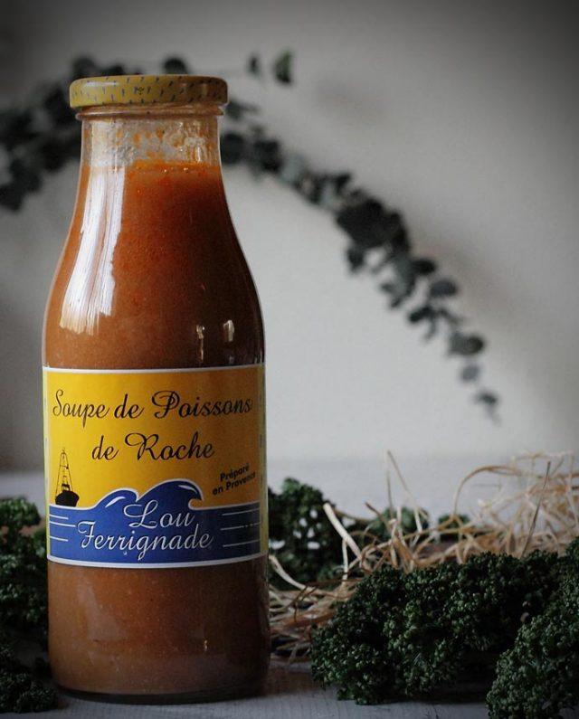 魚介スープ スープ デ ポワソン フェリーノ社 フランス プロヴァンス産 (Soupe de Poissons France by Ferrigno) 商品