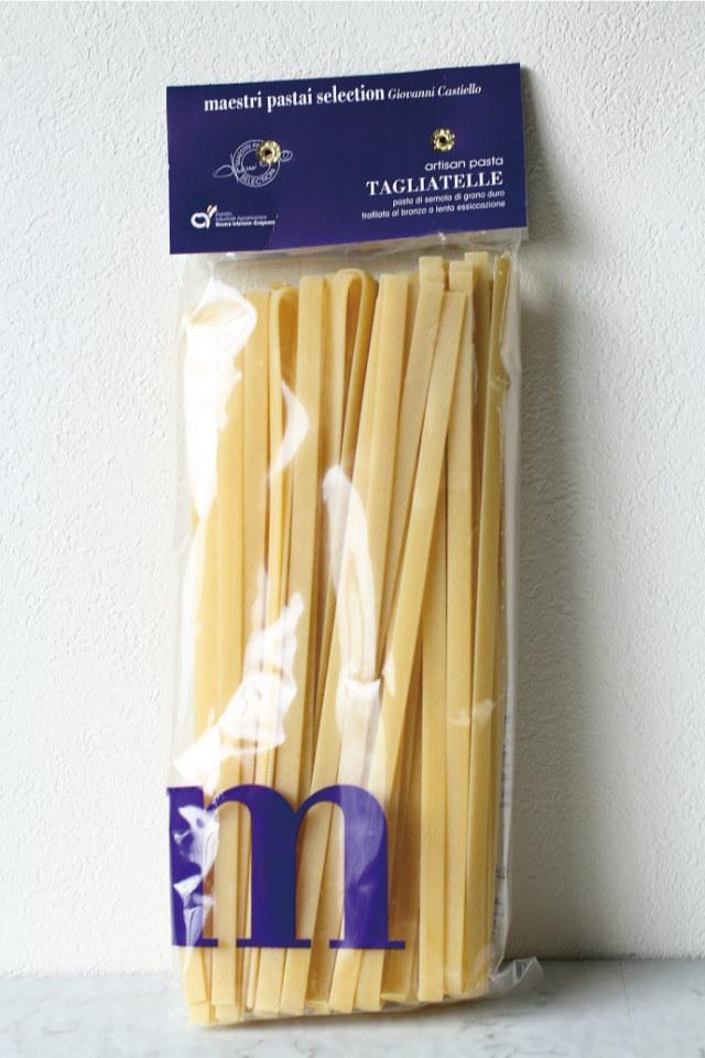 タリアテッレ パスタ マエストリ社 イタリア産 (Italian Tagliatelle by Pasta Maestri) 商品