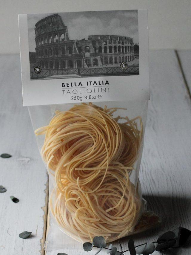 タリオリーニ卵入り Umbro社 250g (Tagliolini by Umbro Italy) イタリア産 商品