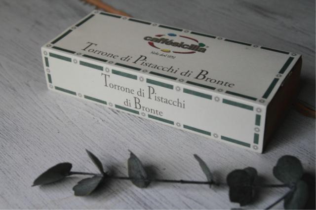 ピスタチオ・トローネ カフェシチリア イタリア産 (Italian Pistachio Torrone by caffesicilia) 商品