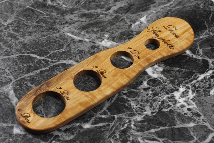 パスタスケール アルテレニョ社 イタリア製 (Italian Pasta Scale made by Arte Legno Olive Wood) 商品