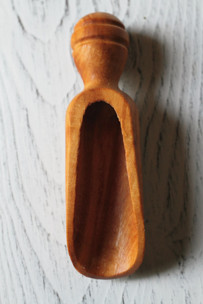 スコップ ミニ アルテレニョ社 イタリア製 (Italian Scoop Mini made by Arte Legno Olive Wood) 商品