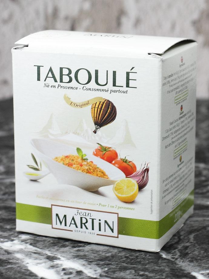タボーレ 冷製クスクスサラダ ジャンマルタン社 フランス産 (French Taboule set by Jean Martin) 商品