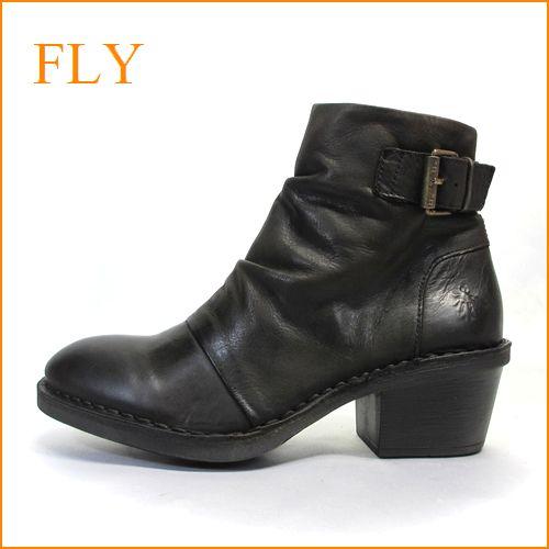 FLY フライ fy897dn  モカブラウン 【味のある いい革&いい色・・包む感じの履き心地・・FLY・快適アンクルショート】【レディース】