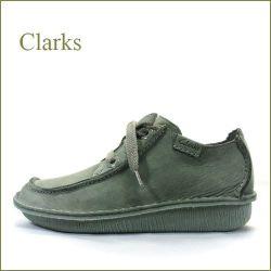 clarks クラークス cl14ka カーキ― 【リピーター様に愛される・・足の形を崩さないオブリック。。clarks  カワイイ・マニッシュ】