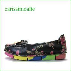 carissimoalte  カリシモアルテ  cs00312bl  ブラック 【可愛さ満開・・ carissimoalte  ソフトなソールの・・*リボン*スリッポン】