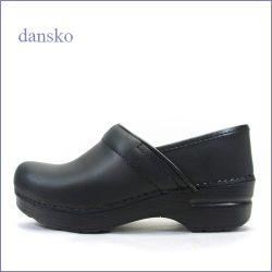 dansko  ダンスコ da020202bl  ブラック  【可愛い丸さの人気者・・厚底でスタイルアップ・・ dansko  クロッグス サボ】