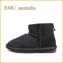 emu australia エミュー stinger micro em10937bl ブラック 【人気の最短ローカットモデル・・・・emu australia スティンガー・マイクロ。。撥水加工。。】