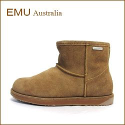 emu australia エミュー paterson mini em10946ok オ—ク 【EMU ウォータープルーフ・シープスキンブーツ・emu australia パターソン・ミニ。完全防水。】