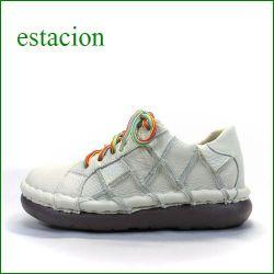 ESTACION エスタシオン et155iv アイボリー 【ボリューム満点・・・エスタシオン すごく可愛い ひもひも マニッシュ】