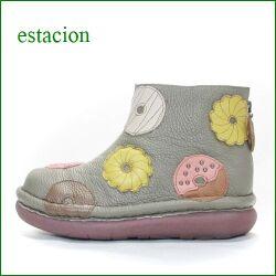 エスタシオン靴  estacion  et373dok  ダークオーク 【食べられないけど美味しそう・・ estacion。。みんなで、ドーナッツしない? 】