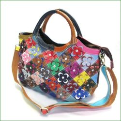 エスタシオン バッグ estacion鞄 etb861mt マルチ 【ワクワクしちゃう! エスタシオン鞄 可愛いお花のショルダーバッグ】