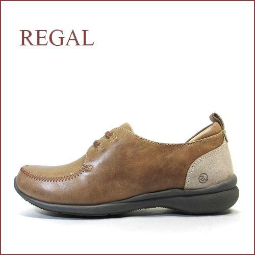 regal リーガル re93br ブラウン  【履くほどに ヨク馴染む・・こだわり仕立て・・regal コンフォートなスニーカー】