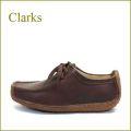 Clarks クラークス cl390br REブラウン 【履き心地の良い・上質クレープソール・・CLARKS・オリジナルス・・  ナタリー】