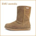 emu australia エミュー paterson Lo em10771ok オ―ク 【EMU ウォータープルーフ・シープスキンブーツ・emu australia パターソン・ロー。完全防水。】