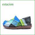 エスタシオン靴  estacion  et025nv  BUマルチ 【人気上昇ブランド↑↑↑ エスタシオン・・・ とても可愛い まん丸スリッポン】