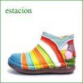 エスタシオン靴  estacion  et161or ORマルチ 【色の宝石箱・・・エスタシオン靴 すごく可愛い カラフルブーツ】