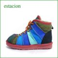 ESTACION エスタシオン et52br BRマルチ 【ファーまでカラフル・・・エスタシオン すごく可愛い ひもひもアンクル】