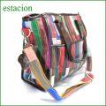 estacion バッグ エスタシオン鞄 etb576dmt マルチ 【ワクワクしちゃう!可愛い。色。色。色々。。エスタシオン鞄 タップリ入る・元気なバッグ】