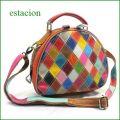 estacion バッグ エスタシオン鞄 etb846mt マルチ 【ワクワクしちゃう!可愛い。色。色。色々。。エスタシオン鞄 タップリ入る・元気なバッグ】