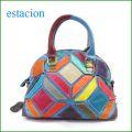 estacion バッグ エスタシオン鞄 etb953mt マルチ 【ワクワクしちゃう!可愛い。色。色。色々。。エスタシオン鞄 タップリ入る・元気なバッグ】