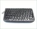 estacion  エスタシオン財布 etw1032bl ブラック 【可愛いメッシュ素材・・元気になれる・エスタシオン ・お財布】