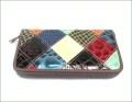 estacion  エスタシオン財布 etw1033Bmte エナメルマルチ 【可愛いエナメルのパッチワーク・・元気になれる・エスタシオン ・お財布】