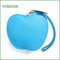 エスタシオン コインケース  estacion etw8025bu ブルーりんご 【可愛いリンゴのお財布・小物入れにもなる・エスタシオン コインケース】