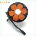 estacion エスタシオン コインケース etw8028or オレンジ 【可愛いお花・・・いろいろ使える。エスタシオン コインケース】