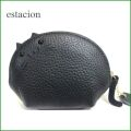 estacion エスタシオン コインケース etw8097bl ブラック猫 【可愛いねこちゃんの財布・小物入れにもなる・・エスタシオン コインケース】