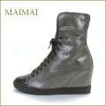 maimai マイマイ mm01tp  トープ 【もっとかっこいいのが好き。。暖かムートン・・maimai かわいいヒールアップスニーカー】