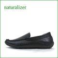 naturalizer靴  ナチュラライザー靴 na135bl ブラック 【リピーター様に愛される・・安心な履き心地・・ナチュラライザー靴・・ 楽らく スリッポン】