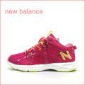 new balance ニューバランス nb767pk ピンク 【ダンスエアロに最適な機能を搭載した・・・ミッドカットモデル・・New Balance WX767H】