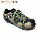 SPEEDY DUCK スピーディ—ダック 7270 ブラック【履き心地のいいシッカリしたソール】