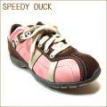 SPEEDY DUCK スピーディ—ダック 7270 ピンク【履き心地のいいシッカリしたソール】
