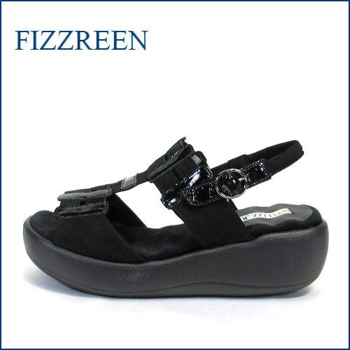 fizz reen フィズリーン fr1474bl ブラック 【フワフワなみなみの・・・ 新開発クッション・・FIZZREEN・・楽らくバルーンソール】