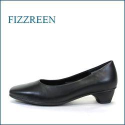 fizzreen  フィズリーン  fr1200bl  ブラック 【きれいな仕上がり・・馴染みやすい袋縫い仕立て。。fizzreen シンプル パンプス】