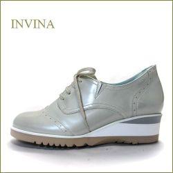 invina インビナ iv8410pt プラチナベージュ 【軽いソールで登場。。女子力アップする・・invina・・可愛いウィングチップ】