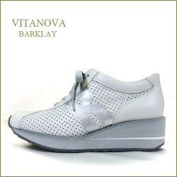 vitanova  ビタノバ   vt6967sgy  シルバーグレイ 【きれいに履けるシルエット・星5つの履きやすさ。。vitanova ワンランク上の大人の厚底スニーカー】