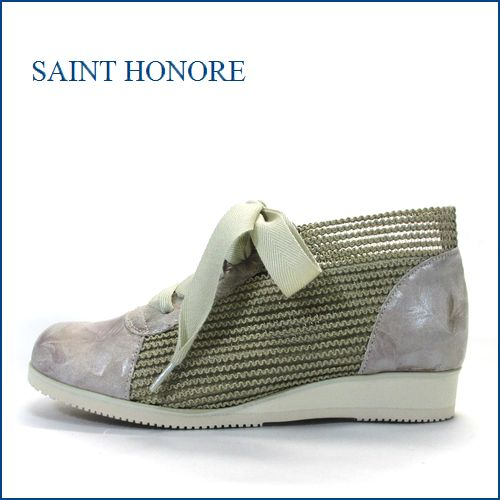 saint honore サントノーレ sa211bg  ベージュフローレンス 【軽い仕上がり160g・・・スニーカー感覚で歩こう・・ サントノーレ レースストレッチ】
