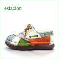 estacion  エスタシオン靴  et154iv IVマルチ 【ボリューム満点・・・エスタシオン すごく可愛い ひもひも デッキ】